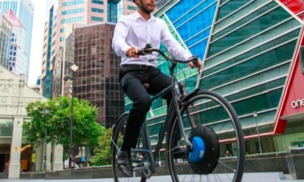 One of the latest Electric bike s